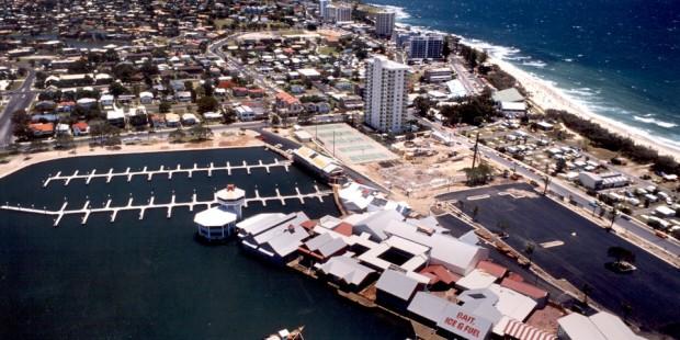 The Wharf & Underwater World