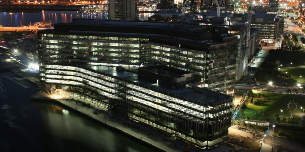 ANZ Commerical Office Building