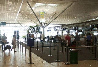 Brisbane International Airport Baggage Terminal