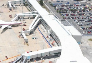 Brisbane International Airport Terminal Expansion