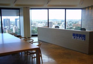 KPMG Fit-out & Relocation