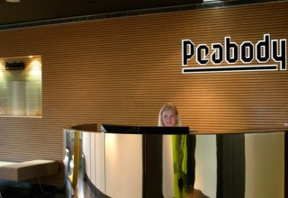 Peabody Pacific Fit-out