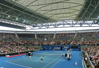 Queensland State Tennis Centre
