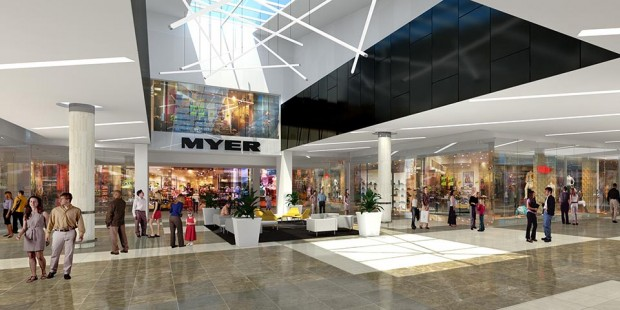 Robina Town Centre - Myer