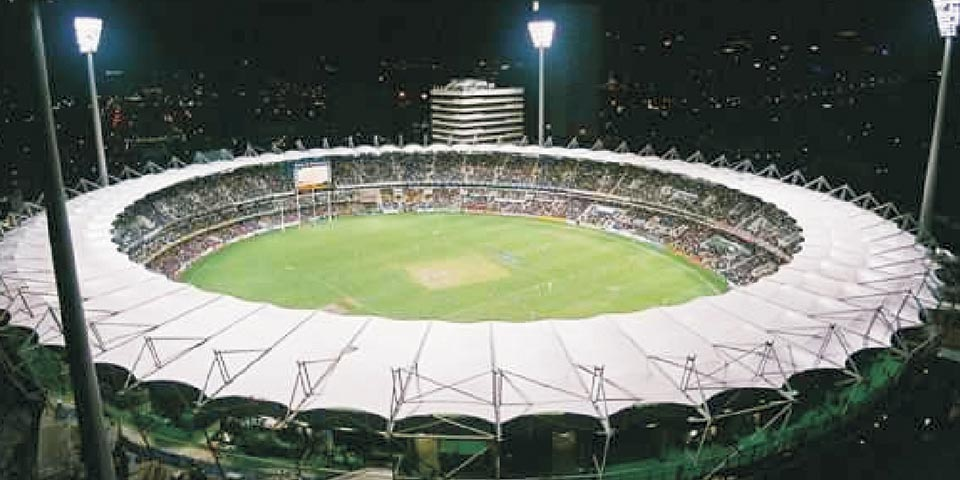 The Gabba Stadium