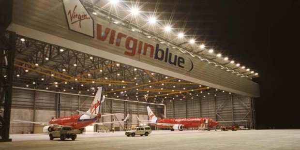 Virgin Blue Maintenance Hangar
