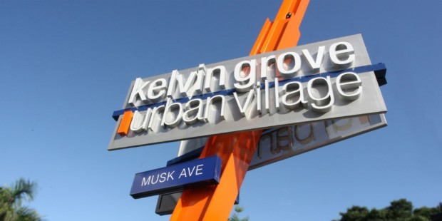 Kelvin Grove Urban Village