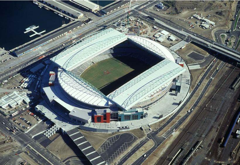 Docklands Stadium Etihad Stadium