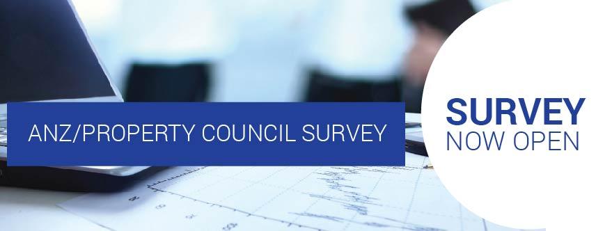 ANZ/Property Council Survey