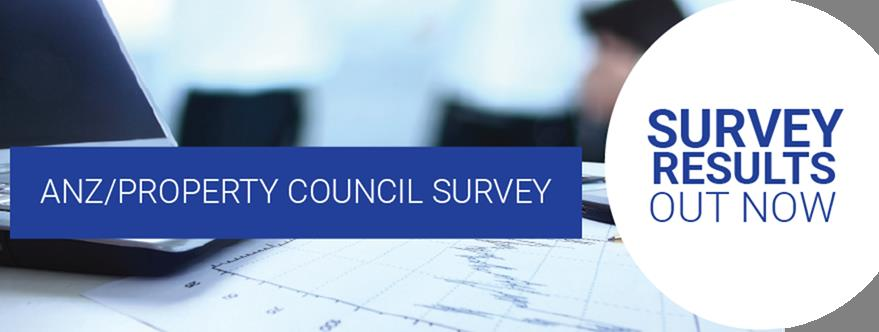 ANZ/Property Council Survey