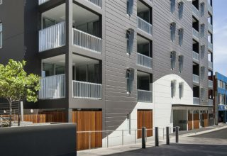 Common Ground Residential Development, Mellor St Adelaide