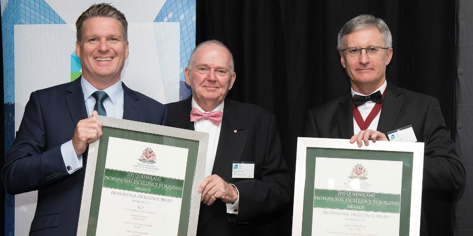 RCP Associate James Goodson Receives 2017 AIB Award