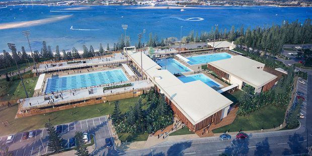 Gold Coast Aquatic Centre