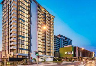 Coorparoo Square, Brisbane