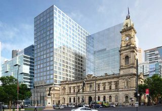 GPO Exchange Adelaide