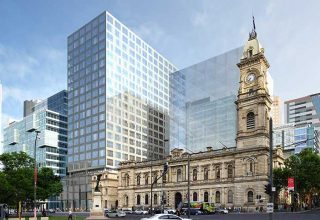 Adelaide's GPO Exchange
