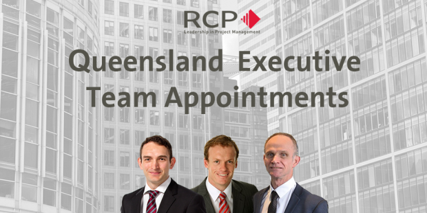 RCP Queensland Executive Team Appointment