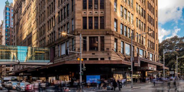 David Jones Elizabeth Street Store Redevelopment