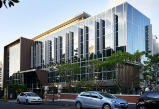 Brisbane Private Hospital Redevelopment