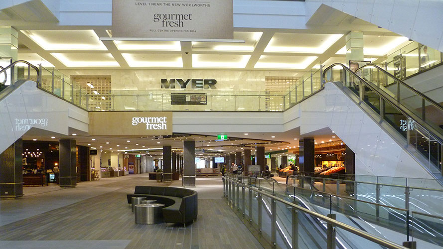Indooroopilly Shopping Centre Redevelopment, Brisbane