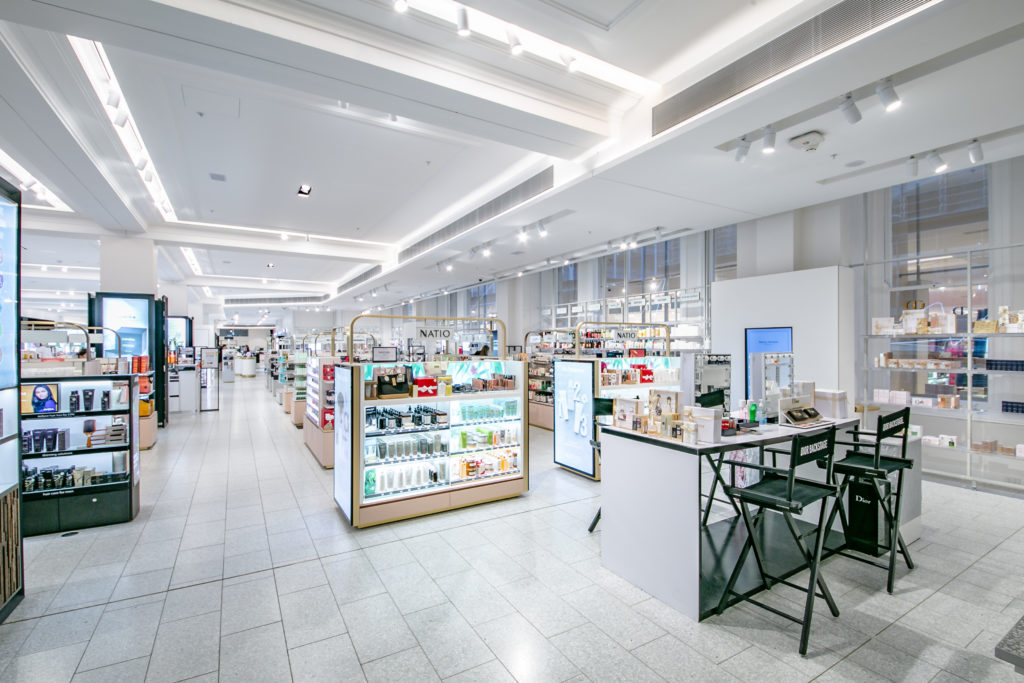 David Jones Ground Level - Cosmetics