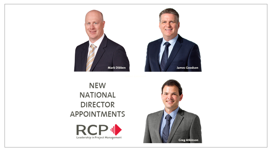 RCP New Director Appointments