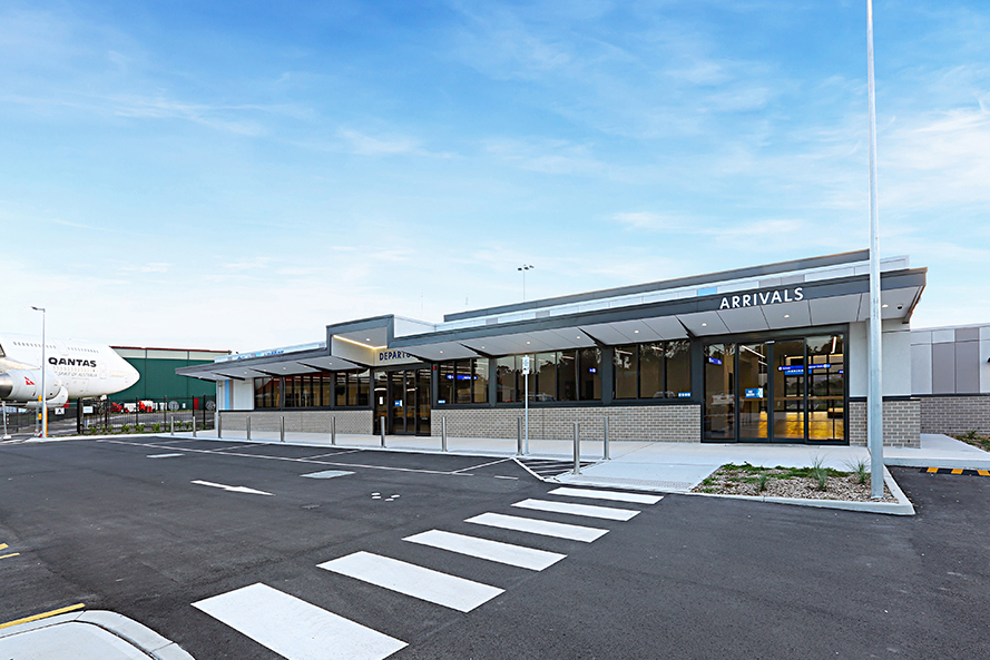 Shellharbour Airport