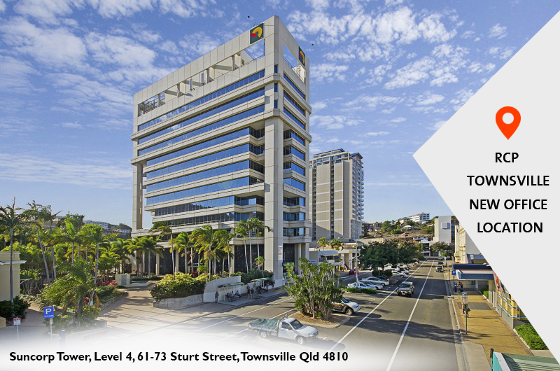RCP New Townsville Office
