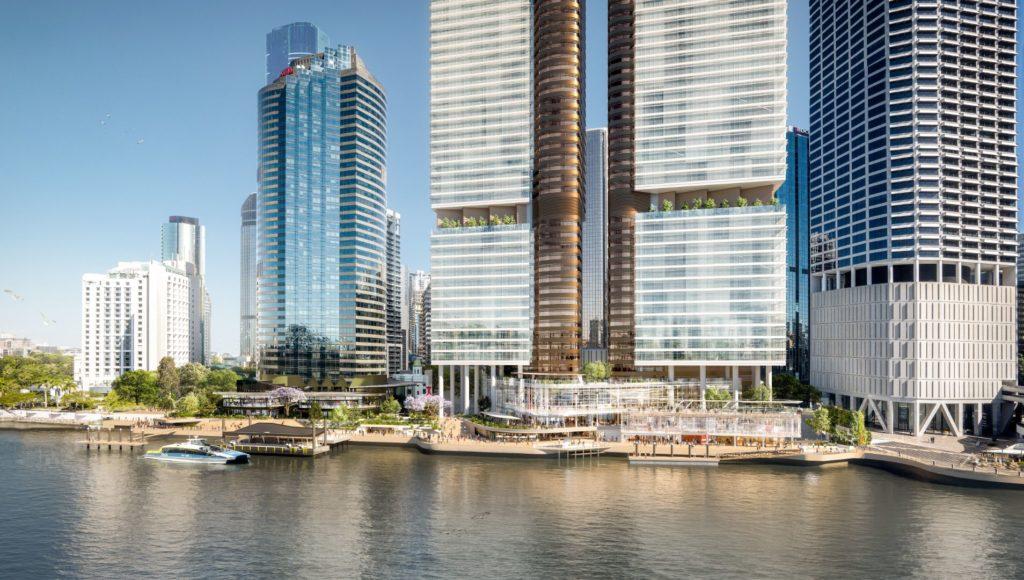 Waterfront Brisbane 1