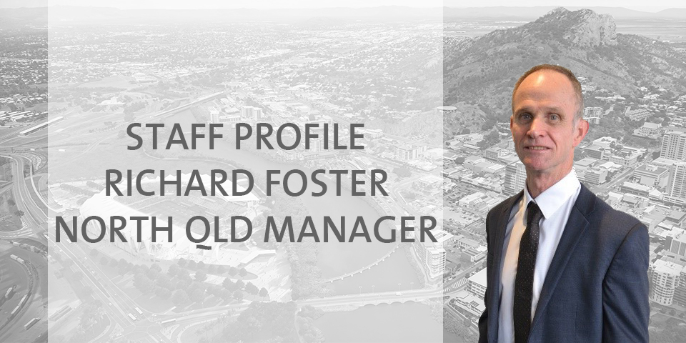 Richard Foster RCP North Queensland Manager