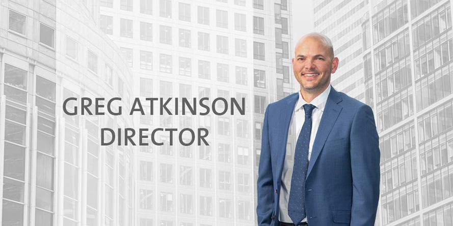 Staff Profile Greg Atkinson