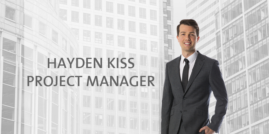Hayden Kiss Staff Profile