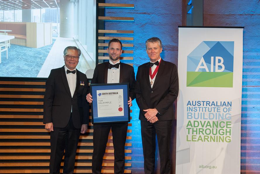 Tom AIB Award