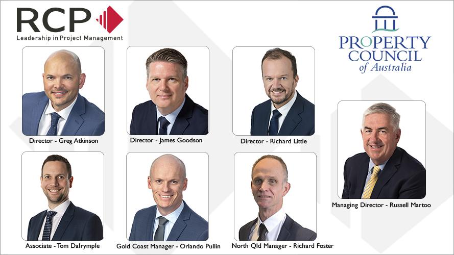 RCP PCA Committee Members