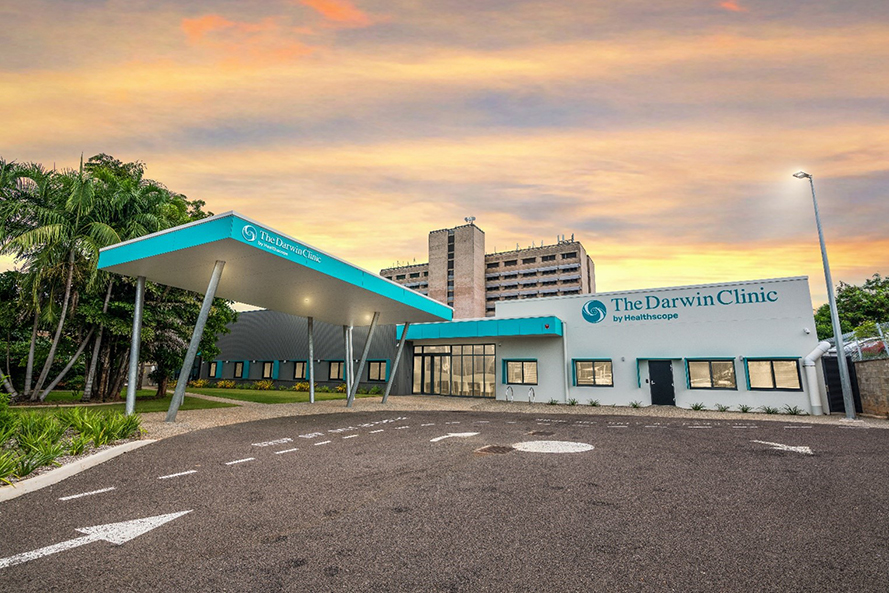 Darwin Private Hospital Expansion